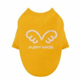 Puppy Angel *Signature Wing T-Shirt* gelb - Bild vergrößern