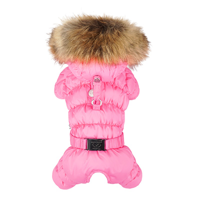 Puppy Angel *ANGELER* Winteroverall pink only for girls