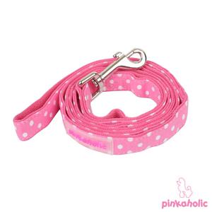 Genuine Pinka Leine rosa