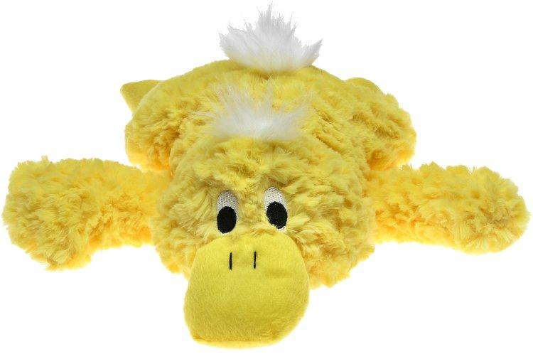 Plüschtier *Schnabeltier* gelb
