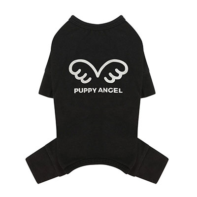 Puppy Angel *Signature Wing Shirt Overall* schwarz